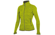 Karpos Agner Lady Fleece Jacket acid green